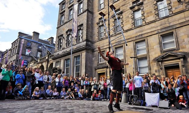 The Edinburgh Festival