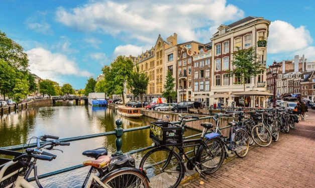 Amsterdam – The city of freedom and good vibrations