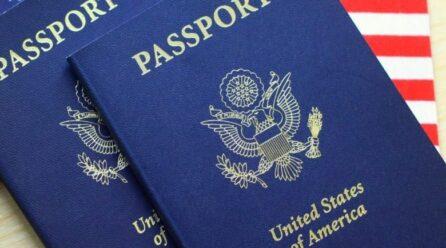 U.S. Passport procedures