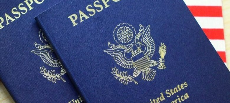 U.S. Passport procedures